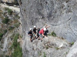 Via ferrata Agnielles ©Collection En Montagne