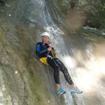 Canyoning a rio sourd ©en montagne