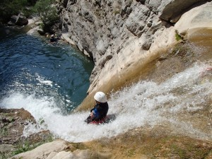 canyoning©En Montagne
